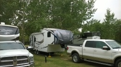 Gull Lake, SK City Campground